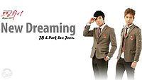 [MP3 DL] Dream High 2 - JB & Park Seo Joon - New Dreaming.flv