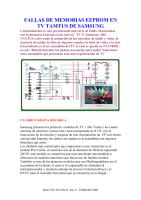 Boletin 8 - Fallas eeprom TV samsung.pdf