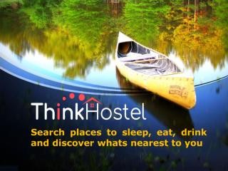 Search places to sleep, eat, drink and discover whats nearest to you..pdf