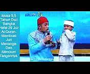 Hafidz Indonesia 2014; Hafal 29 Juz Al Quran-Musa 5,5 Tahun Dari Bangka _ Membuat Juri Menangis.3gp