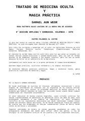Tratado de médicina oculta y magía practica.doc