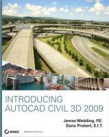 Introducing AutoCAD Civil 3D 2009.pdf
