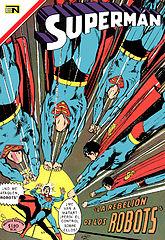 superman novaro #0793 - por gargolazulada.cbr