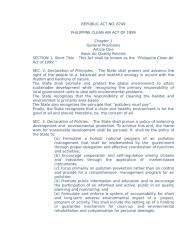 RA 8749 (Clean Air Act of 1999).doc
