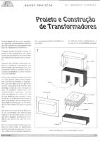 Projeto e calculo de transformadores revista electron.pdf