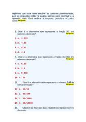 exercicios sobre frações e números decimais.docx