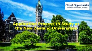 Application Process to Study at the New Zealand Universities.pptx