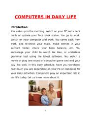Computers in Daily Life.docx