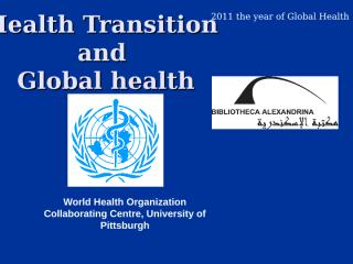 health transition.ppt