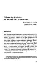 México los obstáculos.pdf
