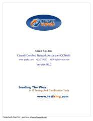 TestKing 640-801 V96 CCNA.pdf