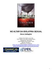 NO ALTAR DA IDOLATRIA SEXUAL.doc