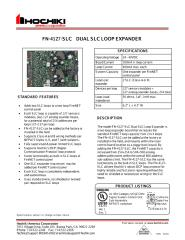 FN-4127-SLC    DUAL SLC LOOP EXPANDER.pdf