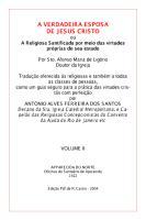 A Verdadeira Esposa de Jesus Cristo Volume II - Santo Afonso Maria de Ligorio.pdf