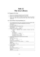 12 bab 12 the java library.doc