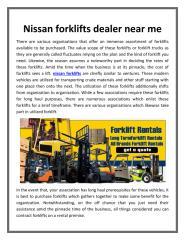 Nissan forklifts dealer near me_BigJoeLift.pdf