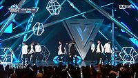 Seventeen - U (Super Junior) Special Stage M COUNTDOWN 160505 EP.472.mp4